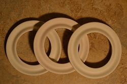 Ceramic Lamp Ring Diffuser (3 pack)
