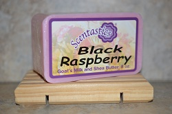 Soap, Black Raspberry