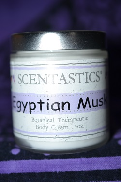 Therapeutic Cream, Egyptian Musk