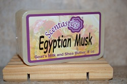 Soap, Egyptian Musk