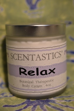 Therapeutic Cream, Relax