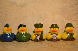 Armed Forces Ducks