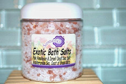Exotic Bath Salts - 6 oz Jar
