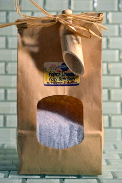 Fizzy Bath Salts - 2 Pounds