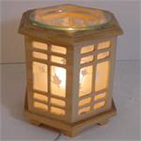 Light Wood Octagon