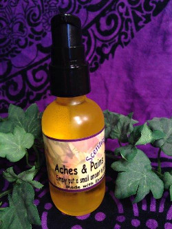 Aches & Pains, Therapeutic Blend
