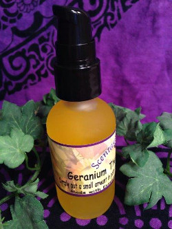 Geranium, Therapeutic Blend