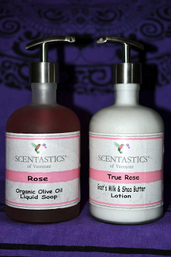 Pink Label Soap & Lotion Set