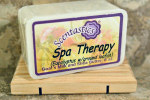 Soap, Spa Therapy Eucalyptus w/Ground Loofah