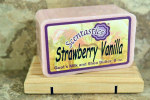 Soap, Strawberry Vanilla