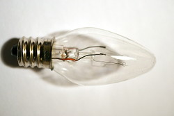 10 Watt Nightlight Bulb