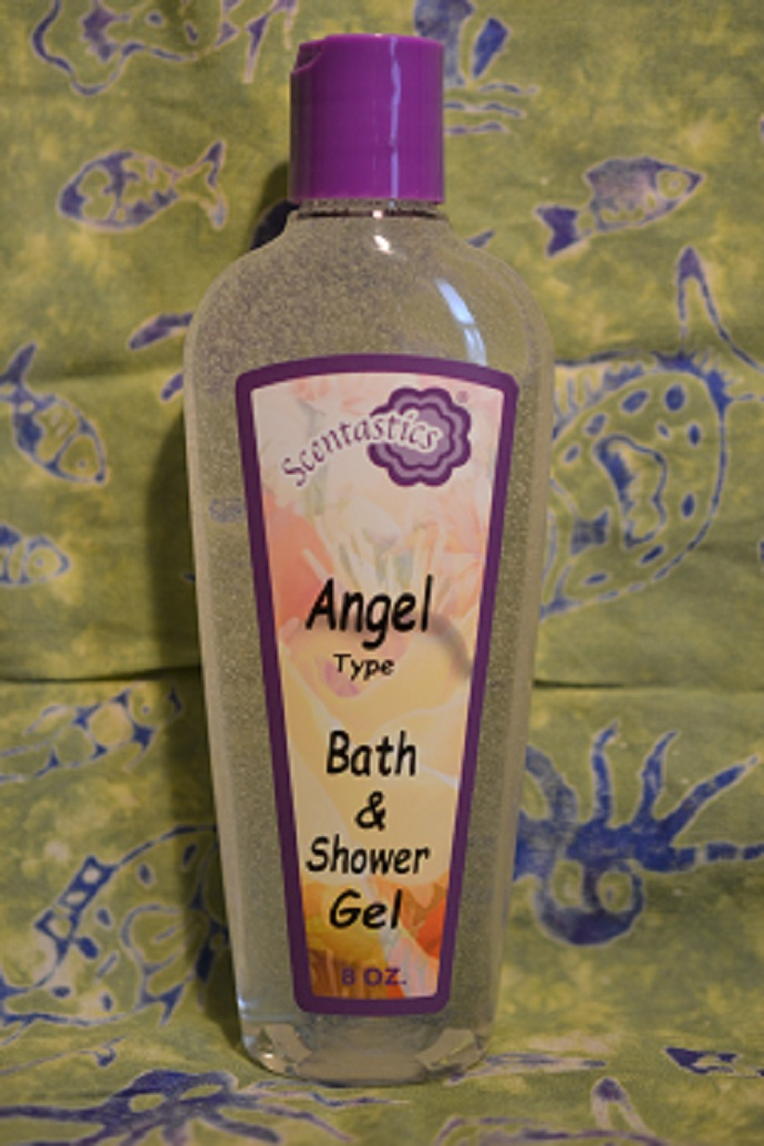 Glycerin & Aloe Bath & Shower Gel - 8 oz.