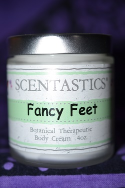 Therapeutic Cream, Fancy Feet