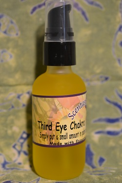 Third Eye Chakra (#6) Therapeutic Blend