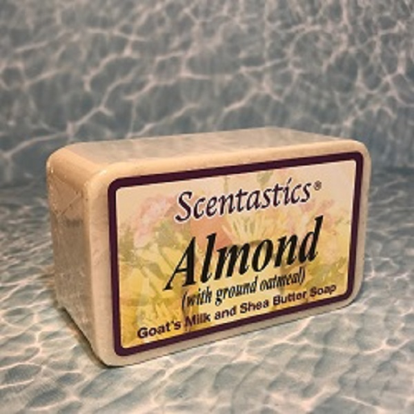 Soap, Almond With Added Oatmeal