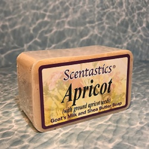 Soap, Apricot - With Ground Apricot Seeds