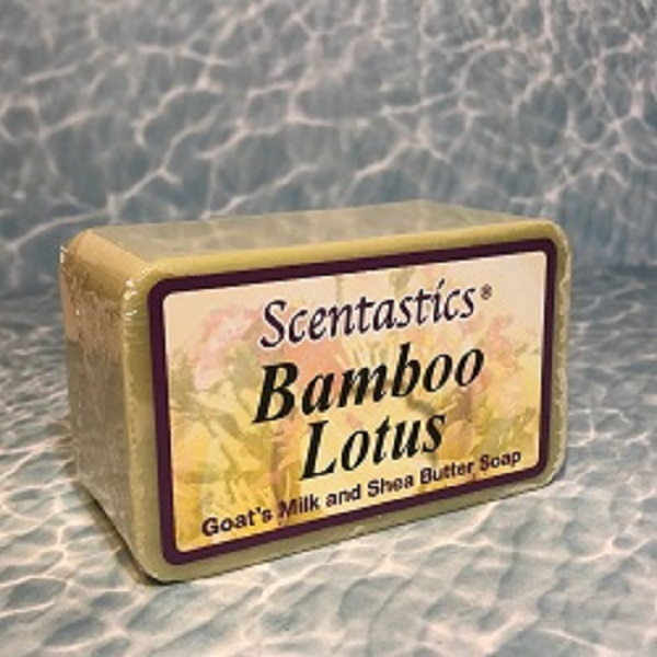 Soap, Bamboo Lotus