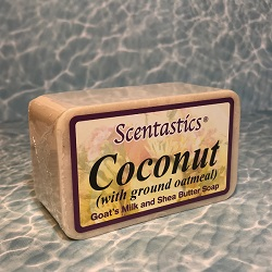 Soap, Coconut - With Added Oatmeal