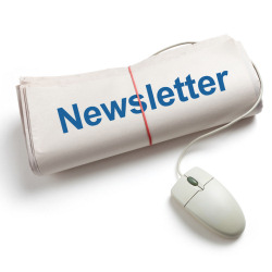 Be Sure To Read Our Newsletter!