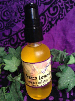 French Lavender Therapeutic Blend
