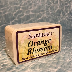 Soap, Orange Blossom